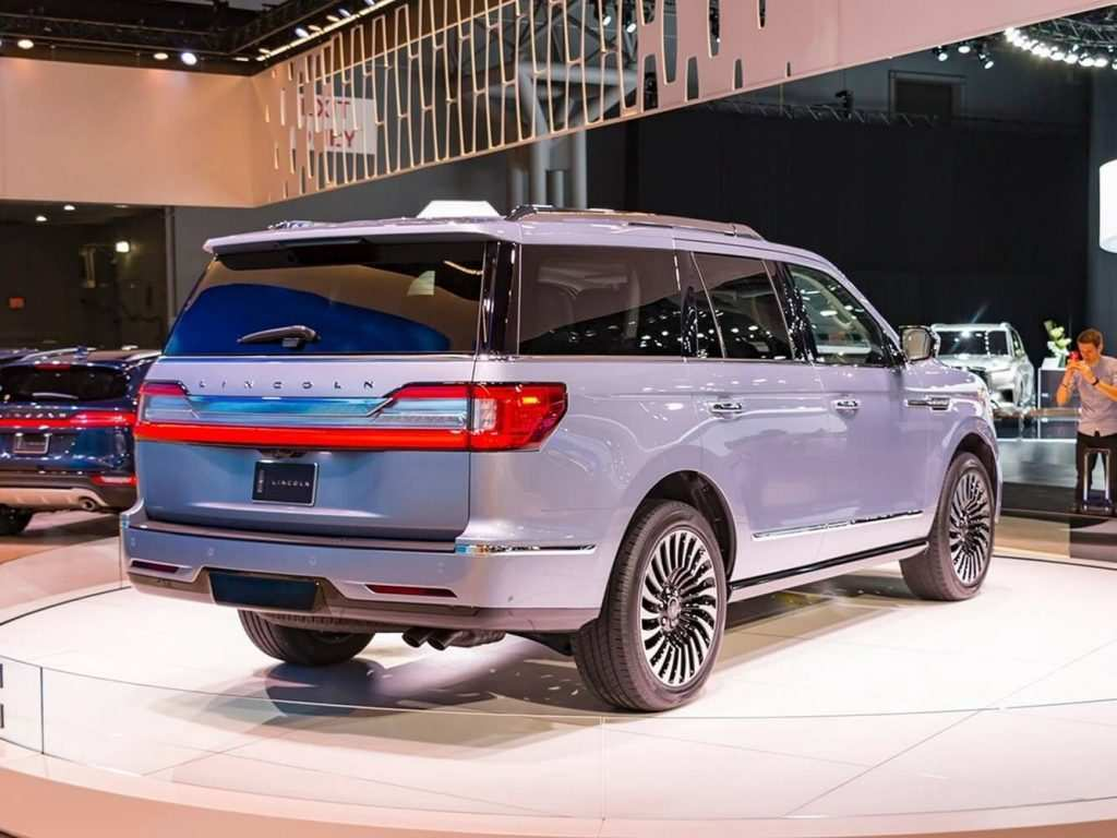 81 A 2020 Lincoln Navigator Review And Release Date