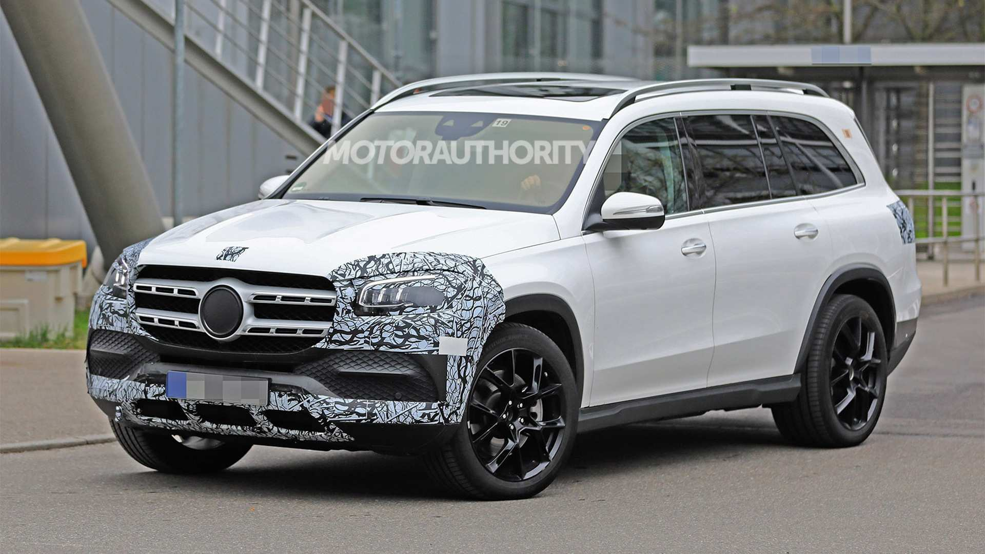 81 A 2020 Mercedes Gl Class Reviews