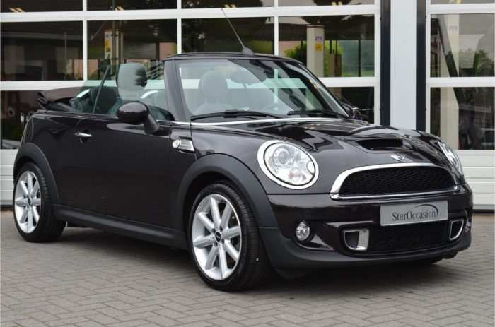 81 A 2020 Mini Cooper Convertible S Concept And Review