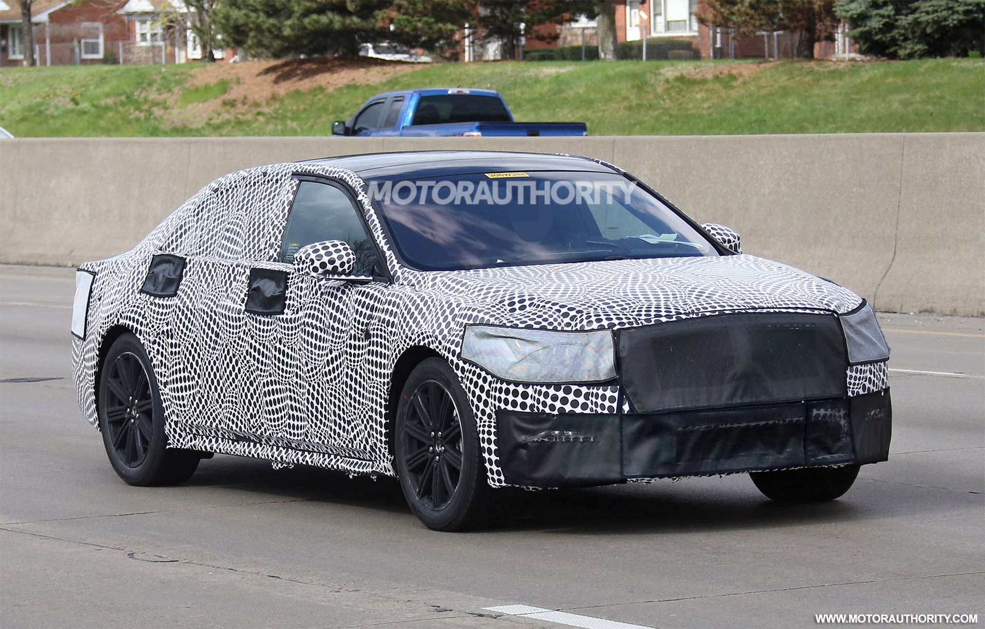 81 A 2020 Spy Shots Lincoln Mkz Sedan Ratings