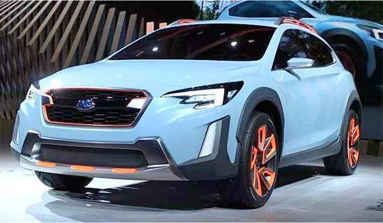 81 A 2020 Subaru Crosstrek Hybrid Redesign And Concept