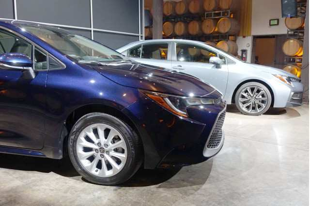 81 A 2020 Toyota Corolla Xle Release