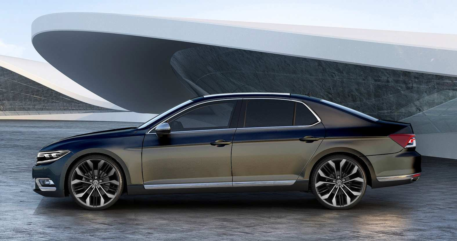 81 A 2020 VW Phaeton Price And Release Date