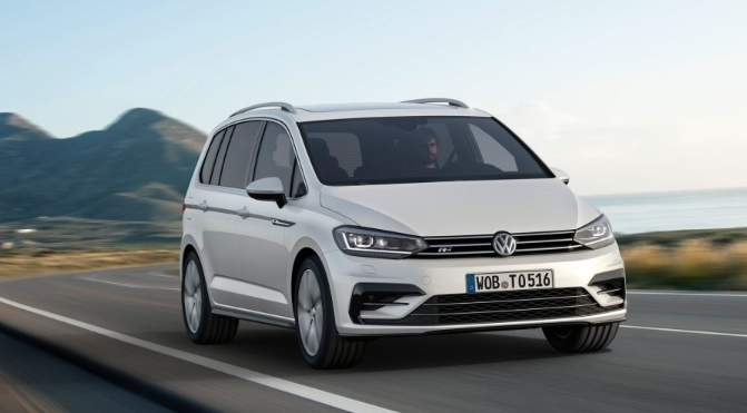 81 A 2020 VW Touran New Review