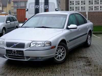 81 A 2020 Volvo S80 Images