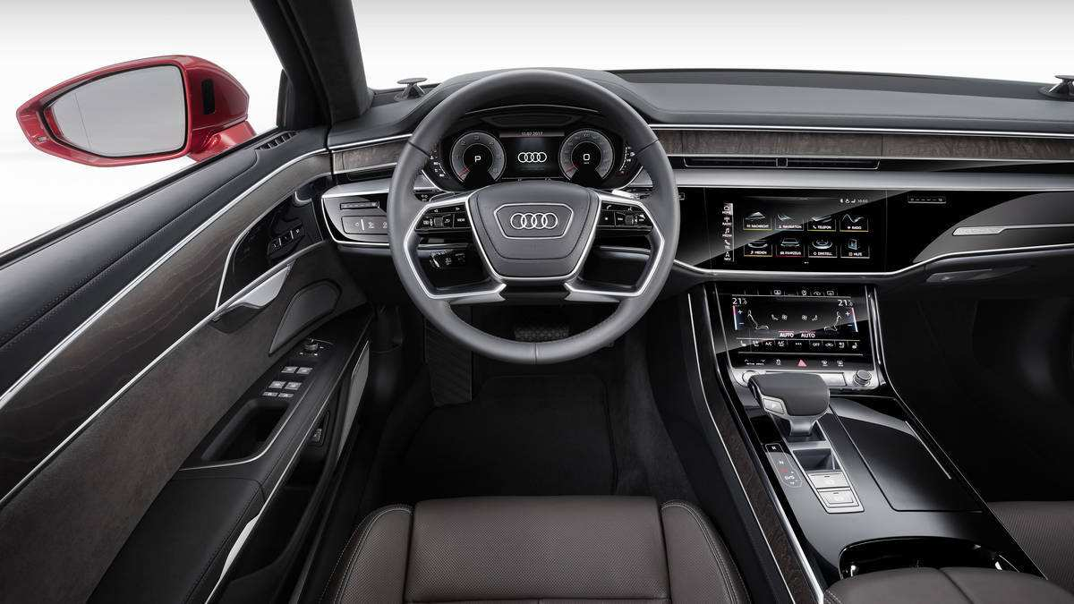 81 A Audi A8 New Review