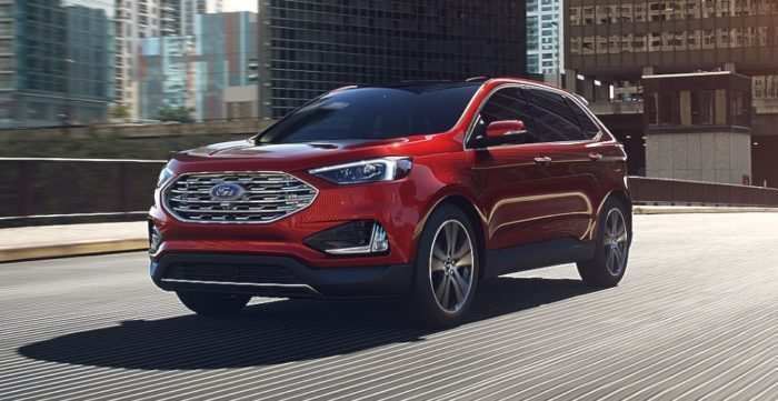 81 A Ford Edge New Design Exterior And Interior