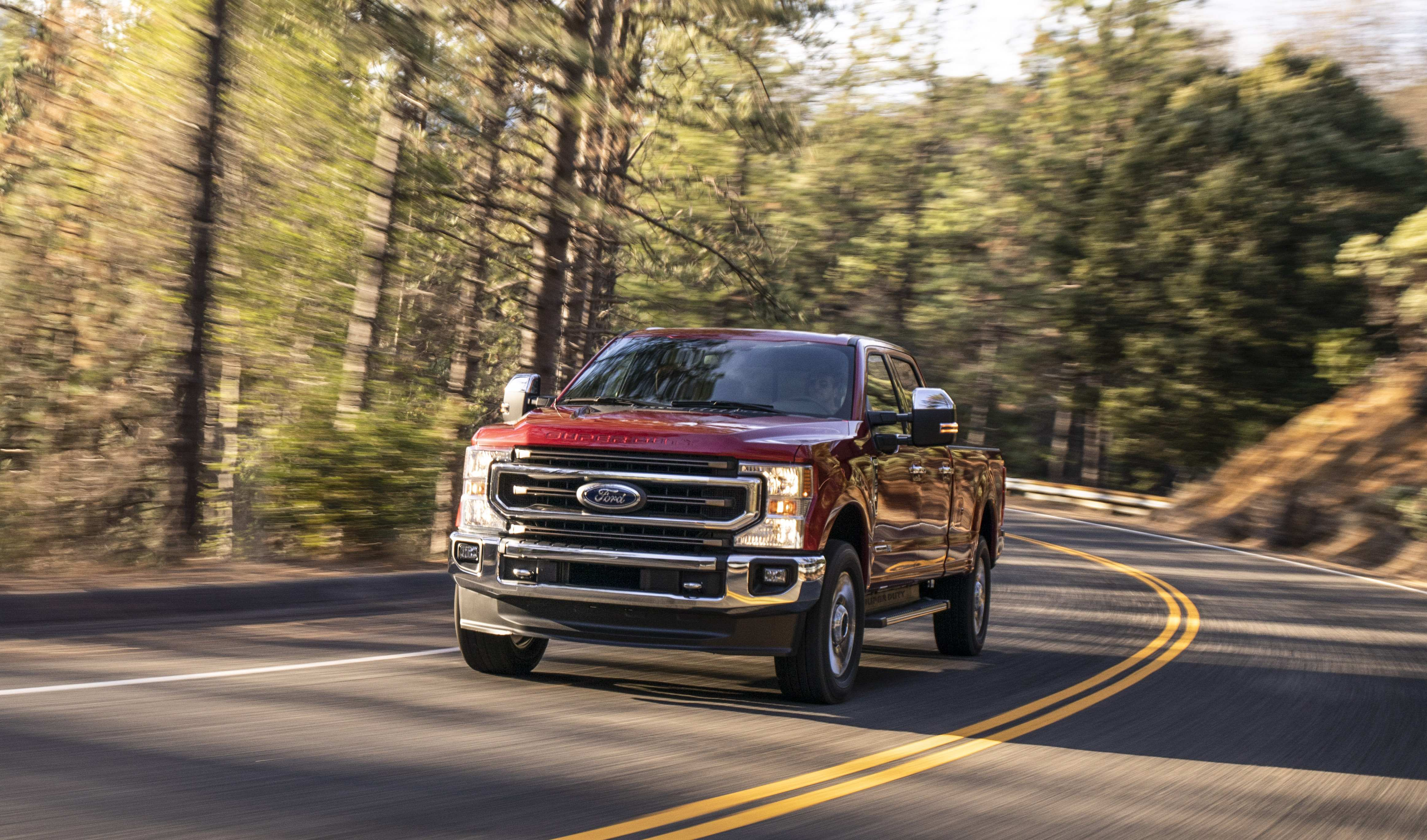 81 A Ford Vehicle Lineup 2020 Interior