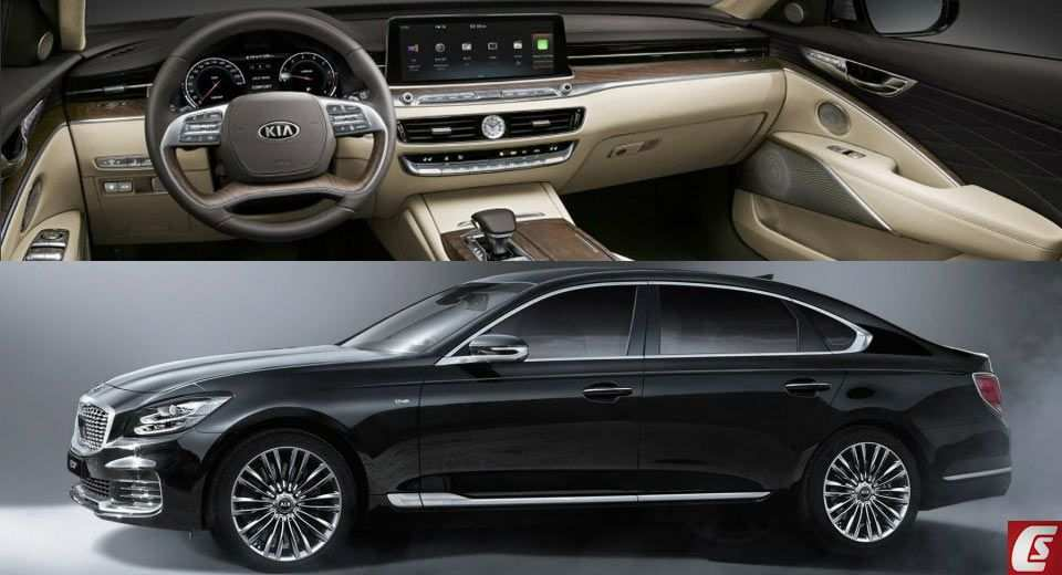 81 A K900 Kia 2019 Performance And New Engine