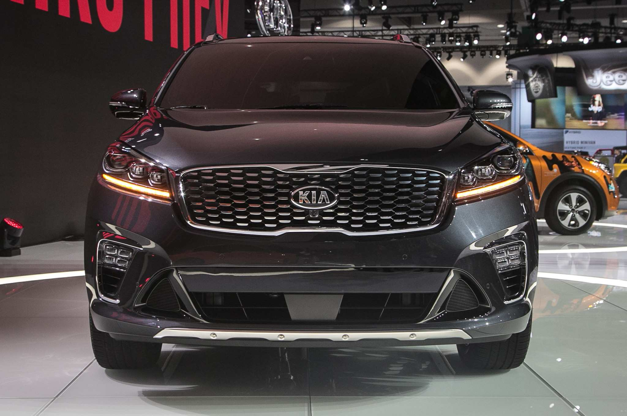 81 A Kia Lineup 2019 Engine