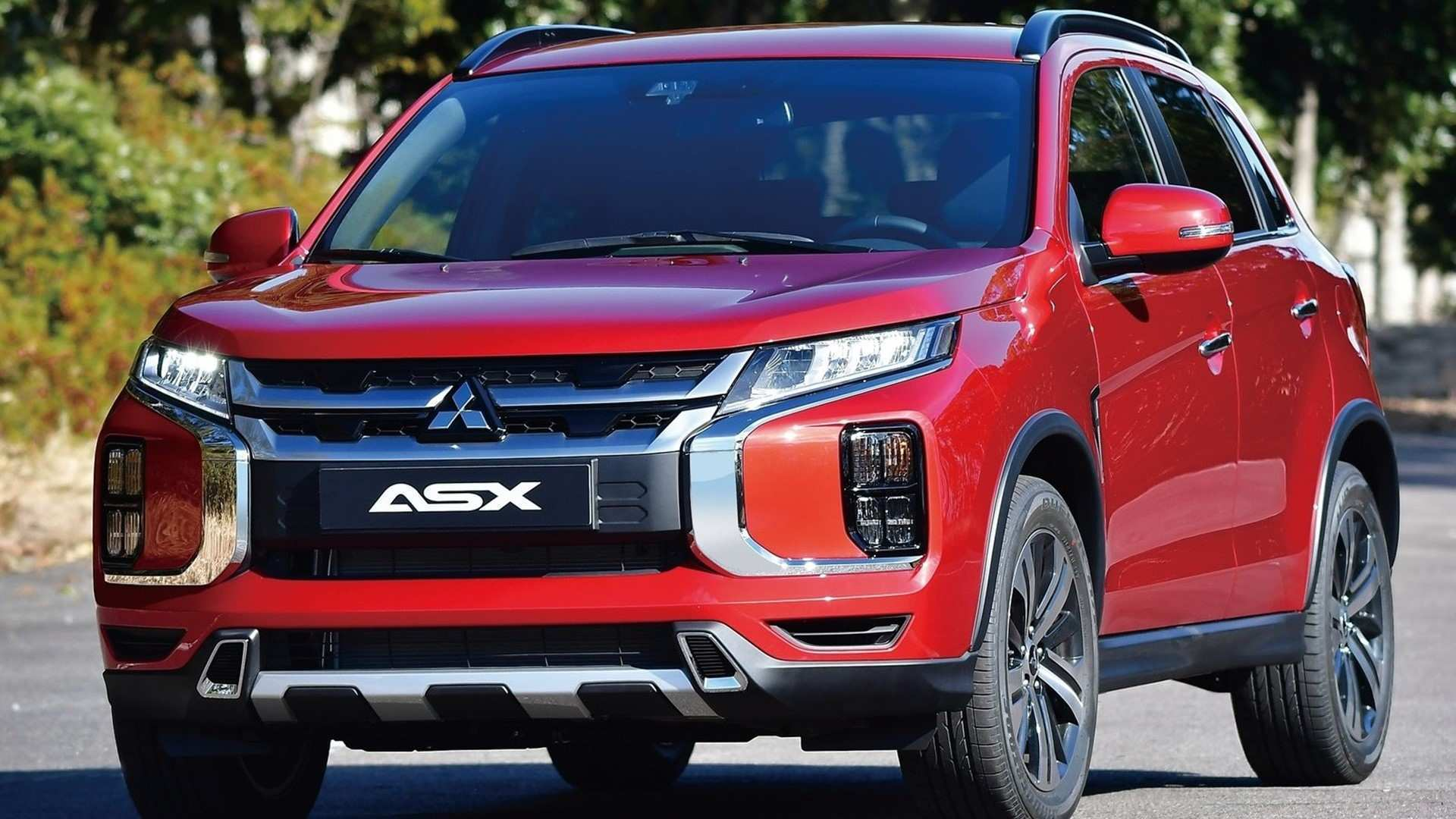 81 A Mitsubishi Asx 2020 Model Spy Shoot