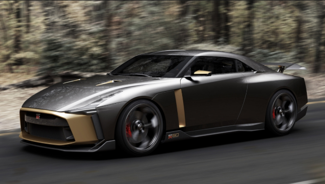 81 A Nissan Concept 2020 Top Speed Pictures