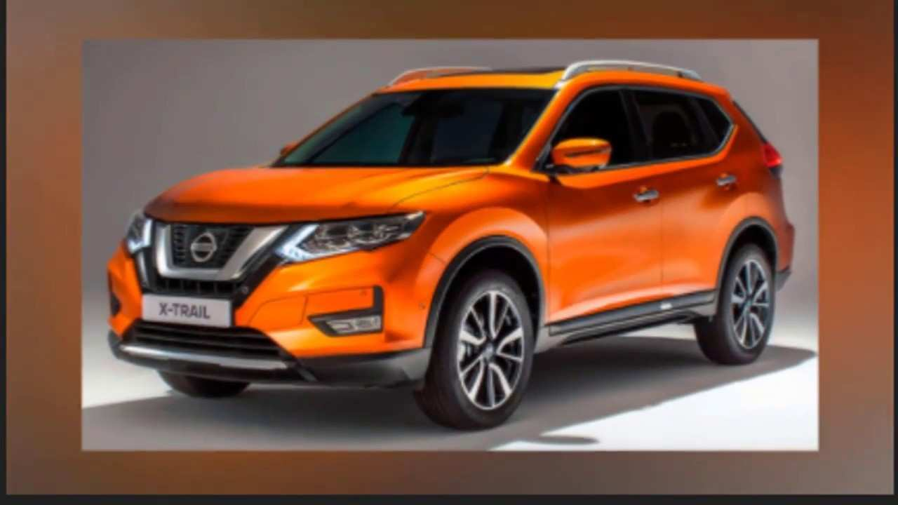81 A Nissan X Trail 2020 Colombia Model