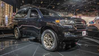 81 A Toyota Land Cruiser V8 2020 Release Date