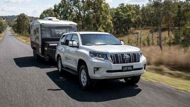 81 A Toyota Prado 2019 Australia Reviews