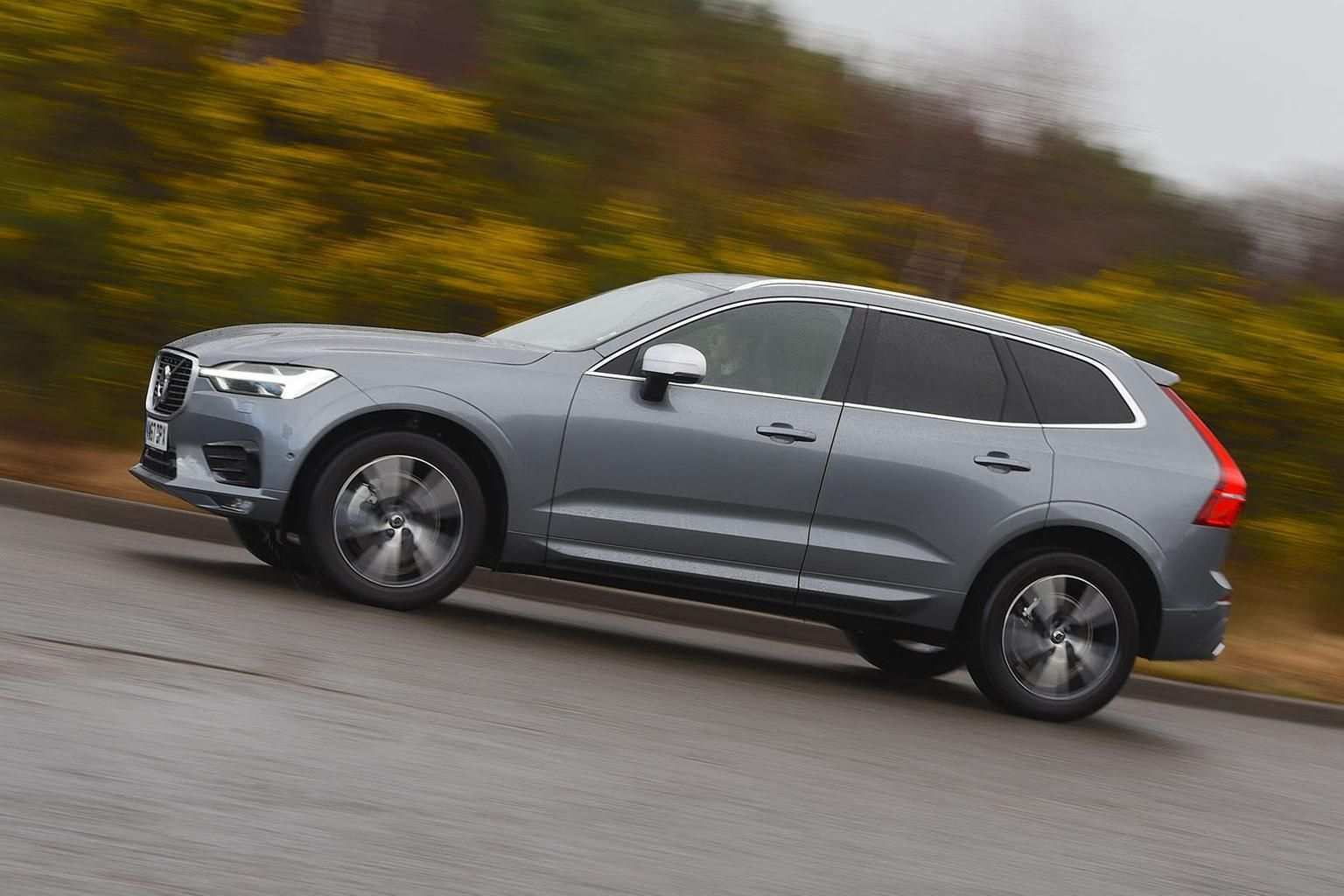 81 A Volvo Xc60 2019 Manual Specs And Review