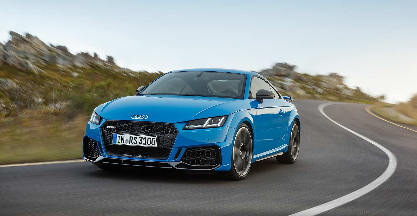 81 All New 2019 Audi Tt Rs New Model And Performance