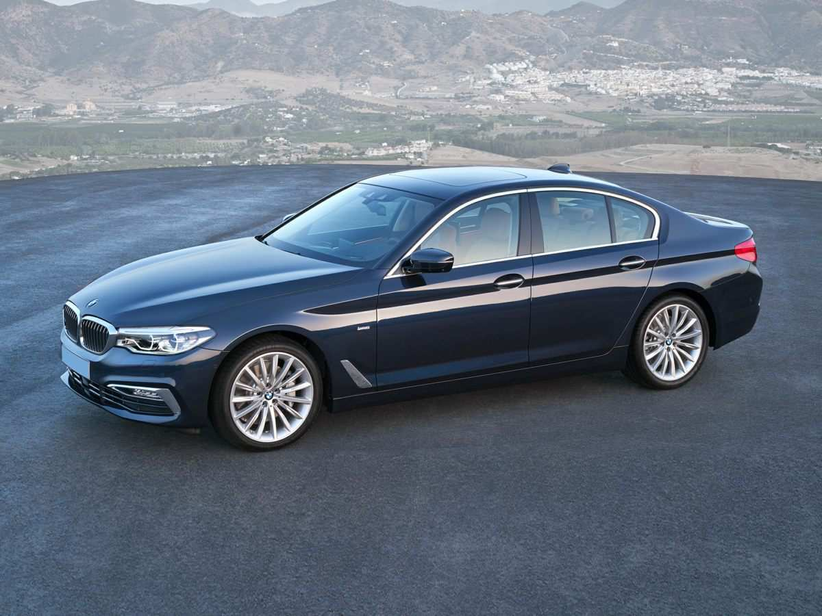 81 All New 2019 BMW 5 Series Concept