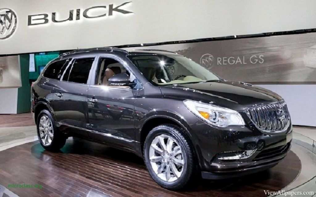 81 All New 2019 Buick Enclave Spy Photos Review