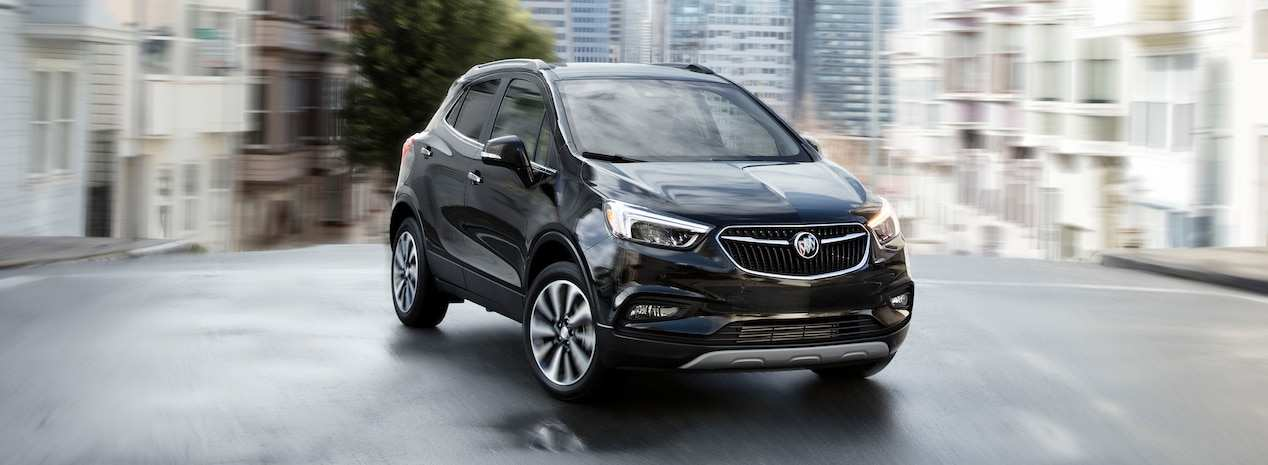 81 All New 2019 Buick Encore Overview