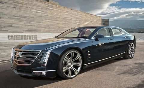81 All New 2019 Cadillac Dts Performance And New Engine