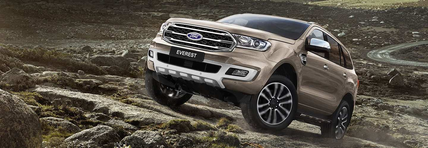 81 All New 2019 Ford Everest Release Date