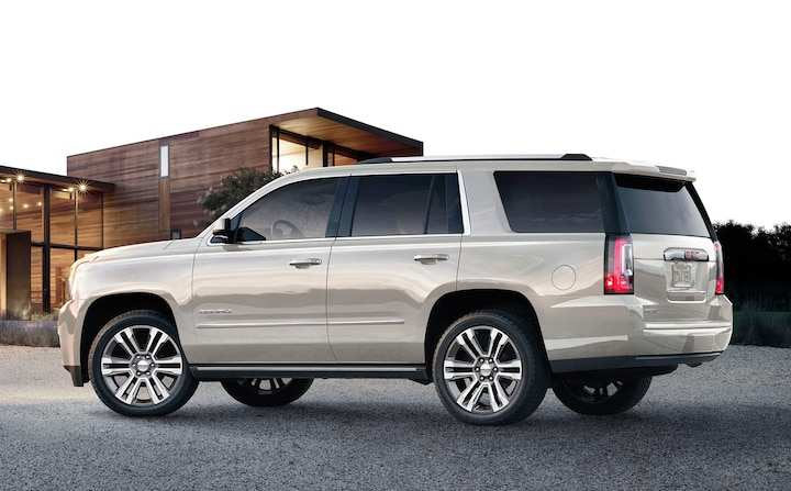 81 All New 2019 GMC Yukon Denali Images