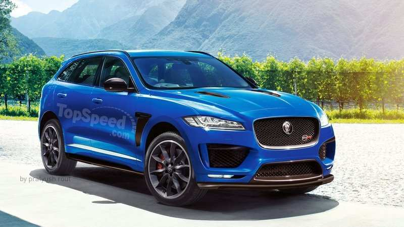 81 All New 2019 Jaguar I Pace Release Date Interior