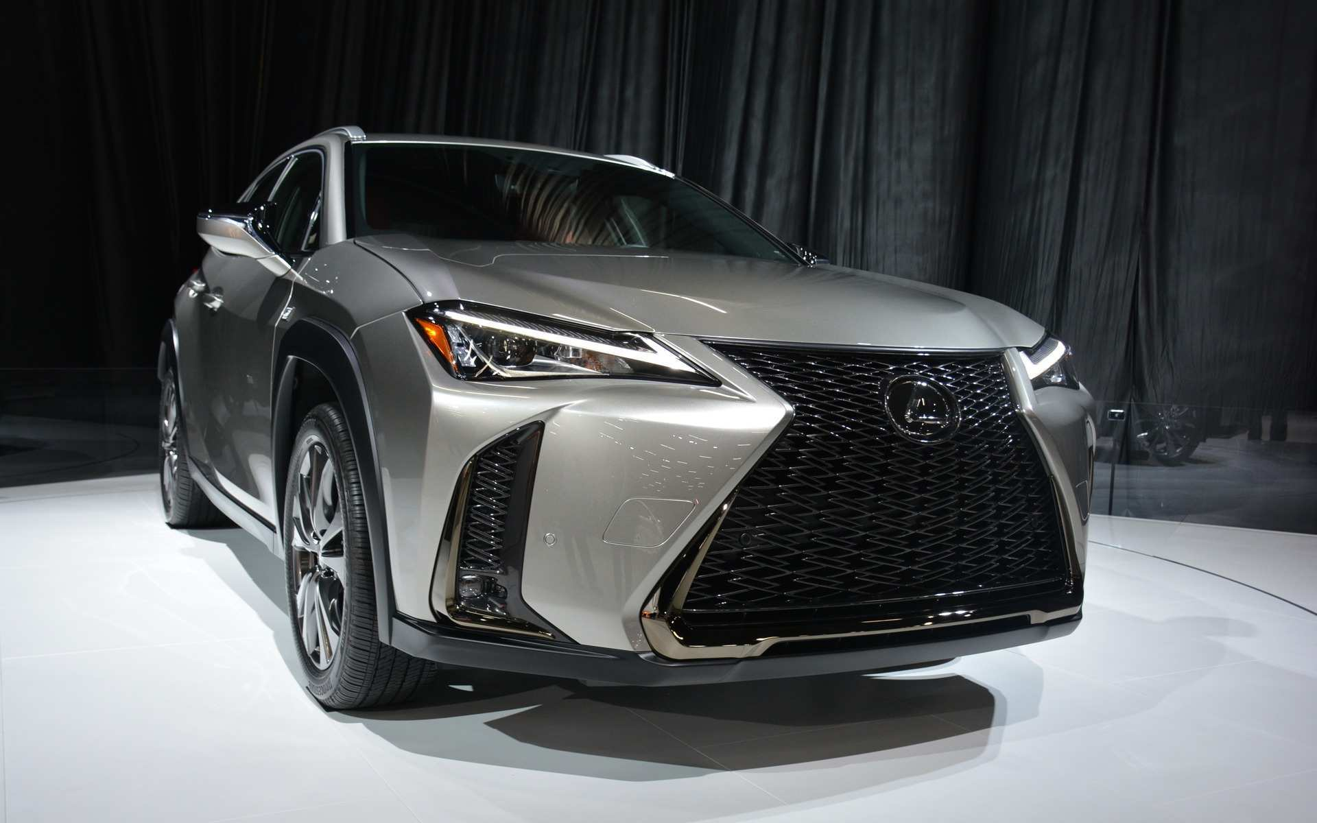 81 All New 2019 Lexus Ux Canada Ratings
