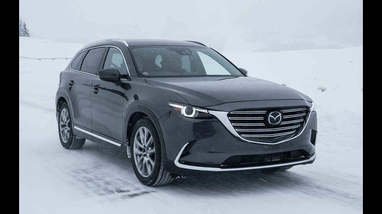 81 All New 2019 Mazda Cx 9 Redesign And Review