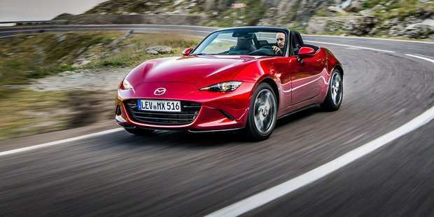 81 All New 2019 Mazda MX 5 Release Date