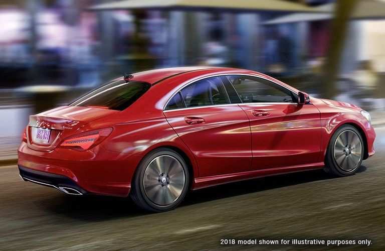 81 All New 2019 Mercedes CLA 250 Review And Release Date
