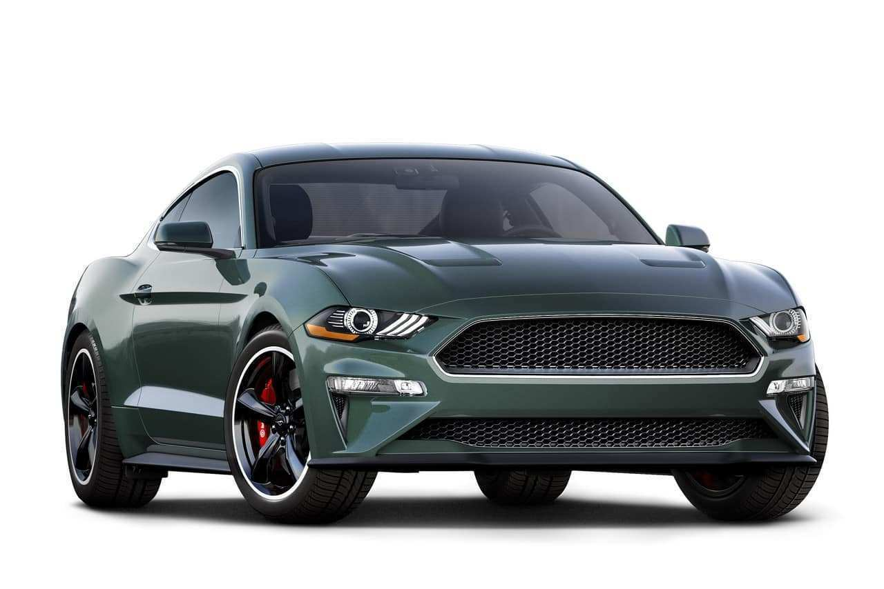 81 All New 2019 Mustang Mach New Model And Performance