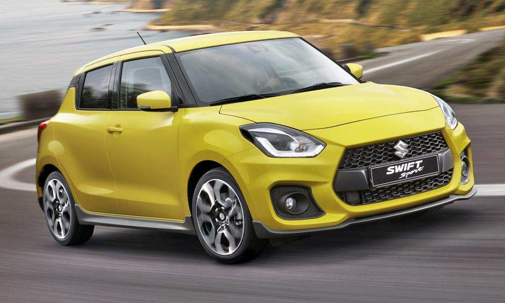 81 All New 2019 New Suzuki Swift Sport Images