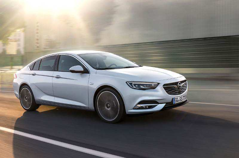 81 All New 2019 Opel Insignia Picture