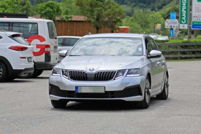 81 All New 2019 The Spy Shots Skoda Superb Research New