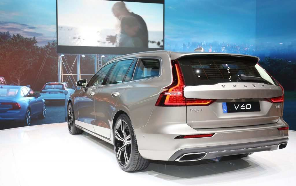 81 All New 2019 Volvo Xc70 Wagon Rumors