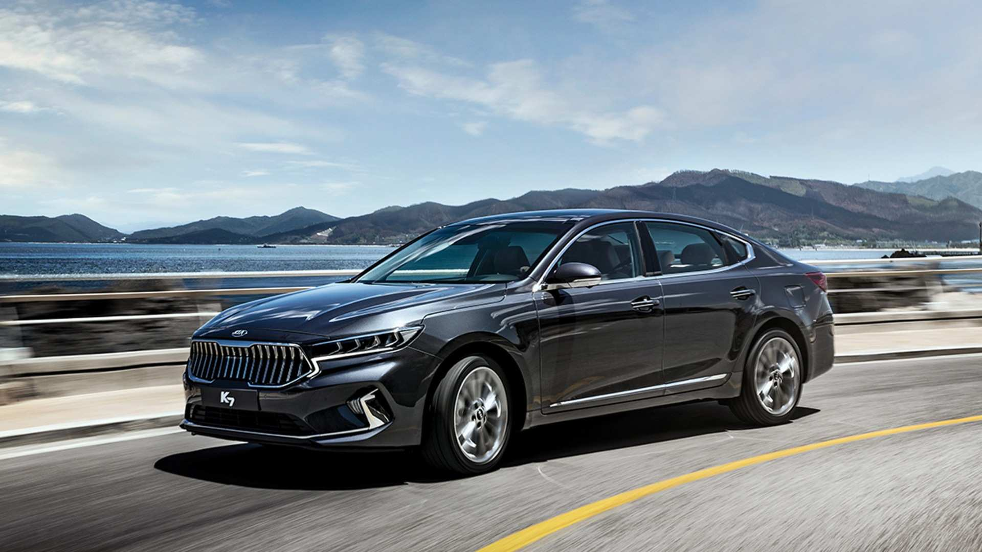 81 All New 2020 All Kia Cadenza Concept