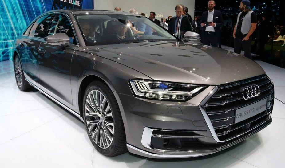 81 All New 2020 Audi S8 Release Date Exterior