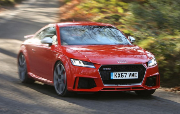 81 All New 2020 Audi Tt Rs Price Design And Review