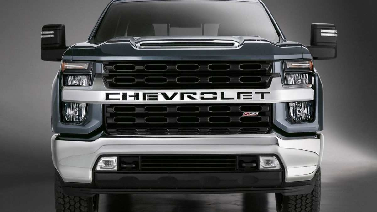 81 All New 2020 Chevrolet Silverado Ugly Picture