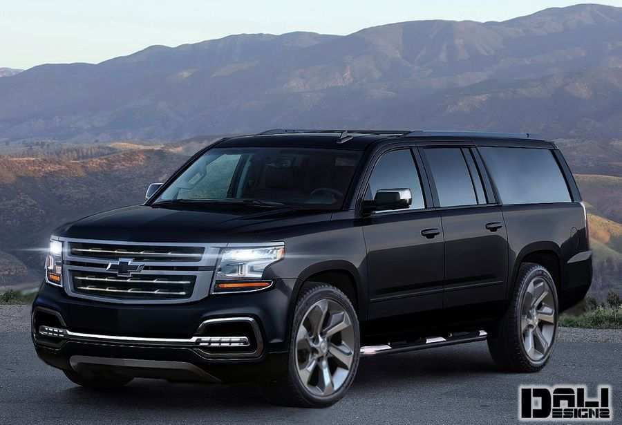 81 All New 2020 Chevrolet Suburban Release Date