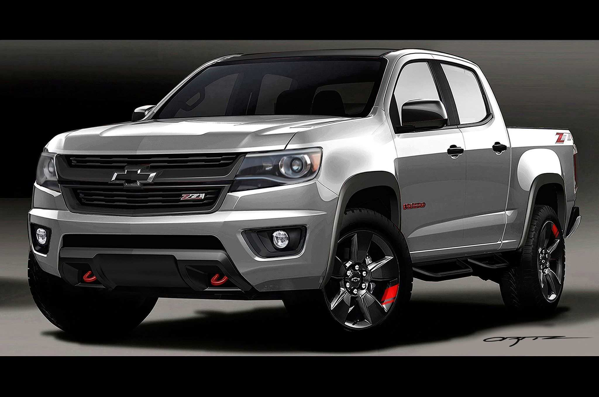 81 All New 2020 Chevy Colorado Spesification