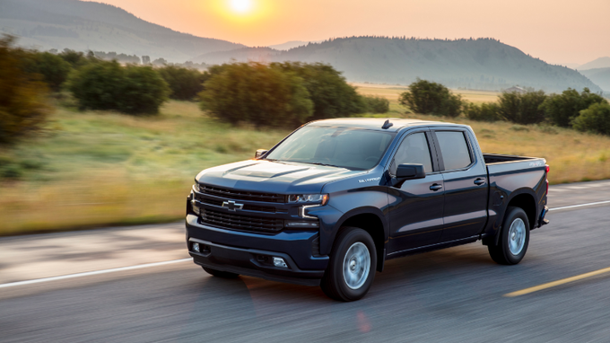 81 All New 2020 Chevy Silverado 1500 2500 Review And Release Date