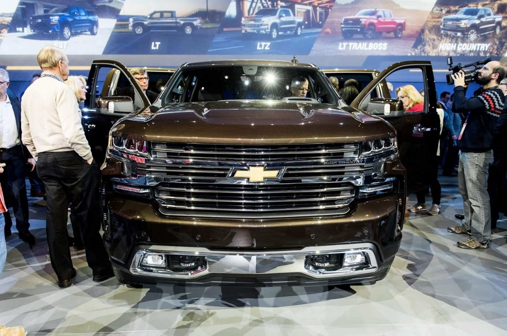 81 All New 2020 Chevy Suburban Concept And Review