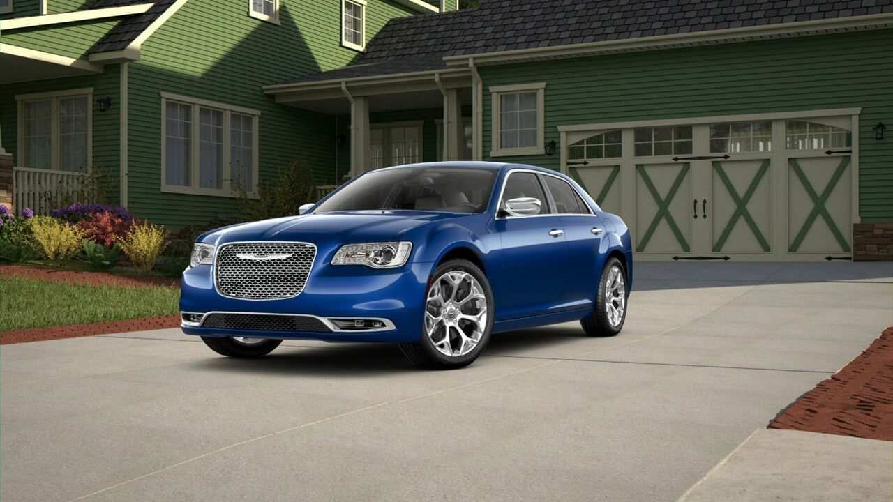 81 All New 2020 Chrysler 300 Srt 8 History