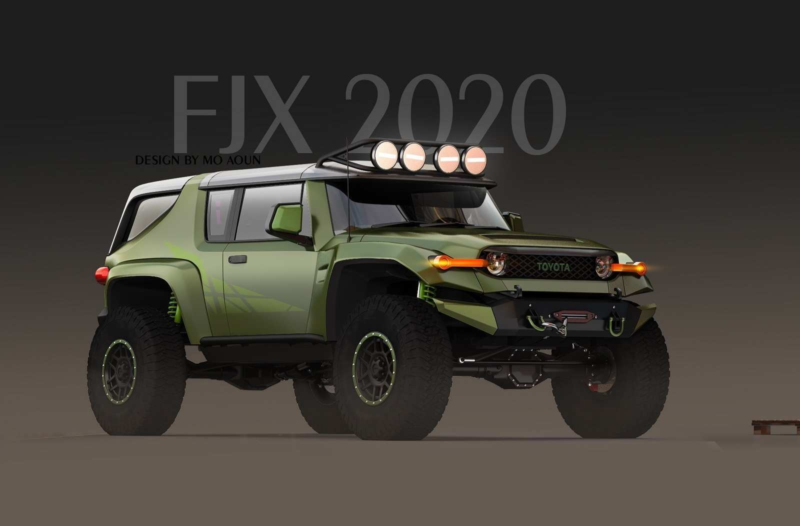 81 All New 2020 Fj Cruiser Specs And Review