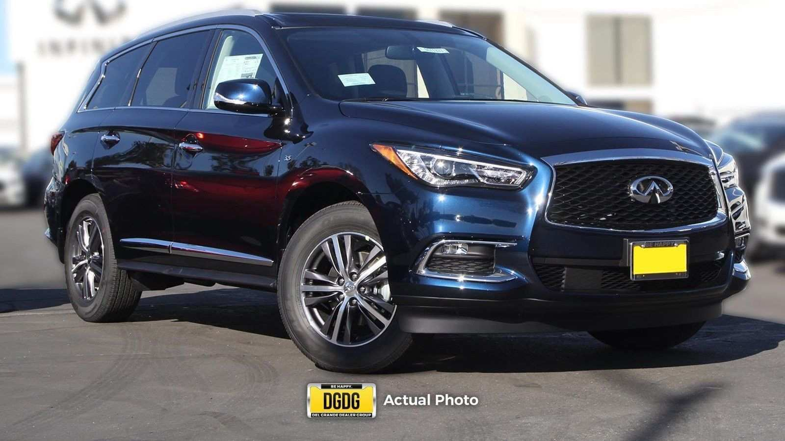 81 All New 2020 Infiniti Qx60 Hybrid Engine