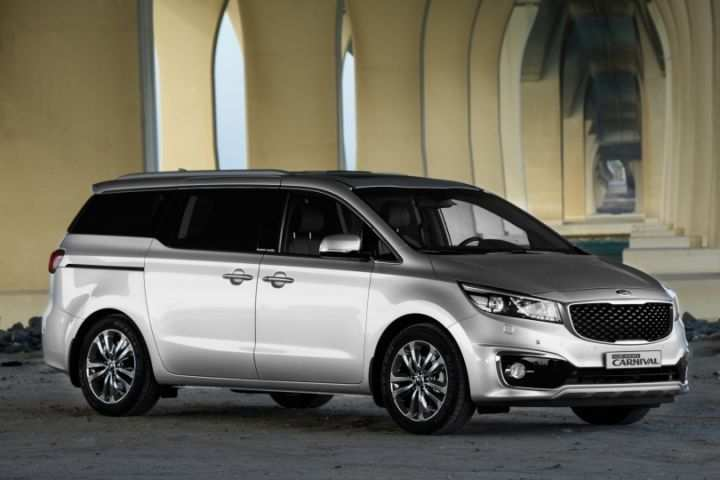 81 All New 2020 Kia Carnival New Model And Performance