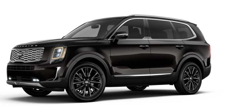 81 All New 2020 Kia Telluride Black Copper Price